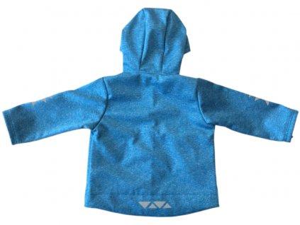Softshellová bunda chlapecká
